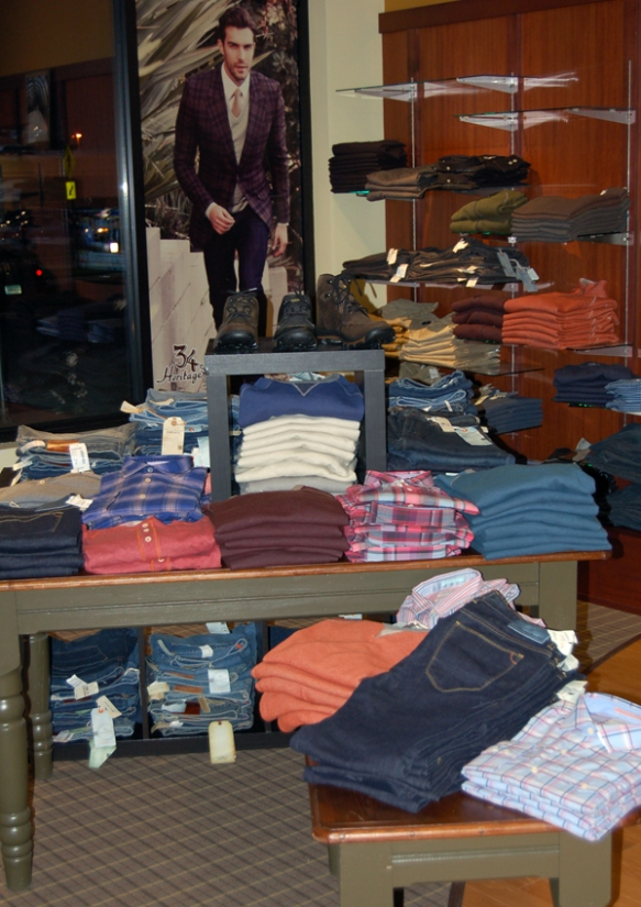 Tommy Bahama denim collection