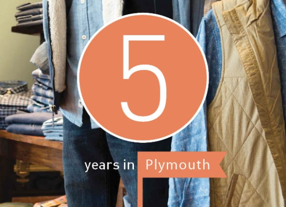 FiveYearsPlymouth